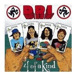 Dirty Rotten Imbeciles-4 Of A Kind