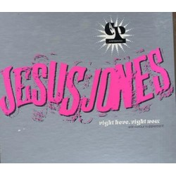 "Jesus Jones-Right Here Right Now (Box 10"")"