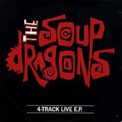 The Soup Dragons-4-Track Live E.P.