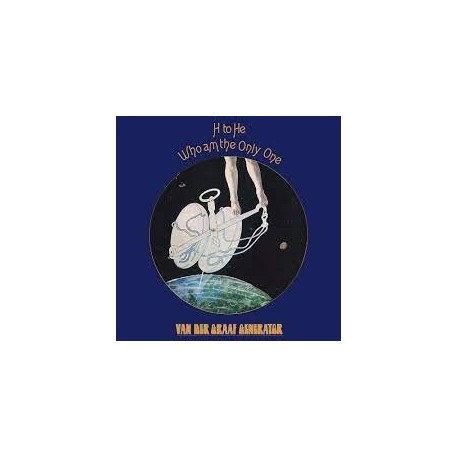 Van Der Graaf Generator-H To He Who Am The Only One