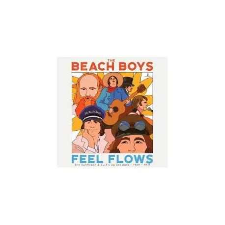 Beach Boys-Feel Flows (The Sunflower & Surf's Up Sessions:1969-1971)
