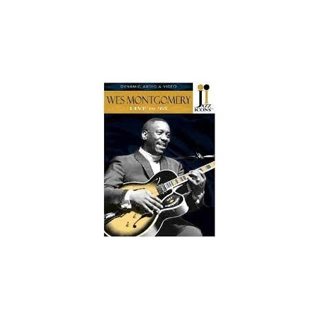 Wes Montgomery-Live in'65