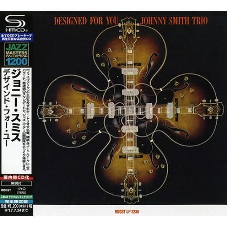 Johnny Smith Trio-Designed For You
