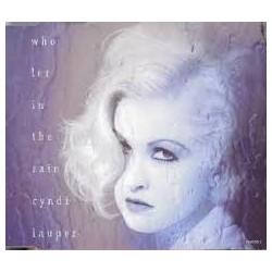 Cyndi Lauper-Who Let In Rain