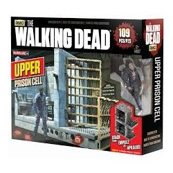 Walking Dead-Upper Prison Cell