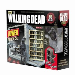Walking Dead-Lower Prison Cell