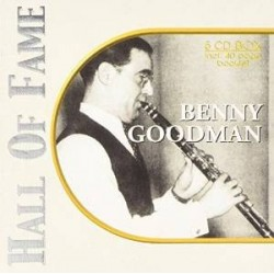 Benny Goodman-Hal Of fame