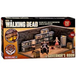 Walking Dead-Governor's Room