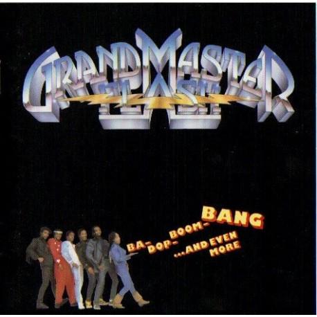 Grandmaster Flash-Da Bop Boom Bang