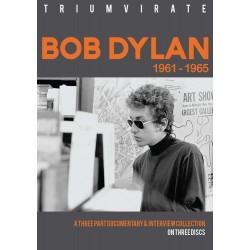 Bob Dylan-Triumvirate Bob Dylan 1961-1965