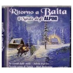 Coro A.N.A. Coste Bianche - Ritorno A Baia Il Natale degli Alpini