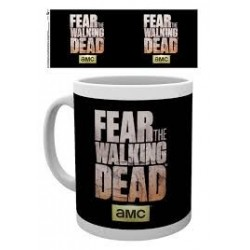 Fear The Walking Dead-Key Art Mug (Tazza)