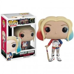 Suicide Squad-Pop! Heroes Harley Quinn