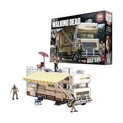 Walking Dead-Dale's RV Building Set (468 PCS)