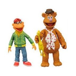 Muppets-Fozzie & Scooter